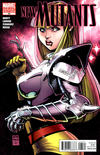 Cover Thumbnail for New Mutants (2009 series) #25 [Variant Edition - Arthur Adams]