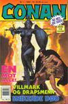 Cover for Conan (Bladkompaniet / Schibsted, 1990 series) #1/1994