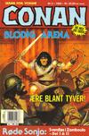 Cover for Conan (Bladkompaniet / Schibsted, 1990 series) #2/1994