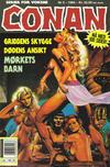 Cover for Conan (Bladkompaniet / Schibsted, 1990 series) #3/1994