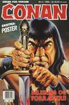 Cover for Conan (Bladkompaniet / Schibsted, 1990 series) #4/1994