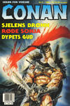 Cover for Conan (Bladkompaniet / Schibsted, 1990 series) #5/1994
