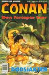 Cover for Conan (Bladkompaniet / Schibsted, 1990 series) #6/1994