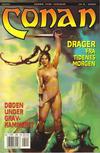 Cover for Conan (Bladkompaniet / Schibsted, 1990 series) #8/2000