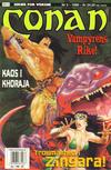 Cover for Conan (Bladkompaniet / Schibsted, 1990 series) #3/1999
