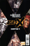 Cover for New Mutants (Marvel, 2009 series) #23 [Second Printing]