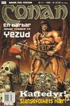 Cover for Conan (Bladkompaniet / Schibsted, 1990 series) #11/1998