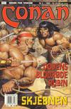 Cover for Conan (Bladkompaniet / Schibsted, 1990 series) #5/1999