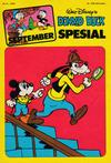 Cover for Donald Duck Spesial (Hjemmet / Egmont, 1976 series) #9/1976