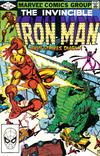 Cover for Iron Man (Marvel, 1968 series) #159 [direct edition]