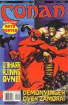Cover for Conan (Bladkompaniet / Schibsted, 1990 series) #4/2000
