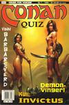Cover for Conan (Bladkompaniet / Schibsted, 1990 series) #7/1999
