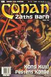 Cover for Conan (Bladkompaniet / Schibsted, 1990 series) #13/1998