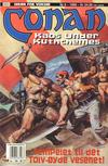 Cover for Conan (Bladkompaniet / Schibsted, 1990 series) #6/1999