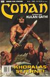 Cover for Conan (Bladkompaniet / Schibsted, 1990 series) #8/1999