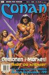 Cover for Conan (Bladkompaniet / Schibsted, 1990 series) #9/1999