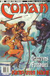 Cover for Conan (Bladkompaniet / Schibsted, 1990 series) #9/1998