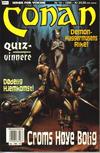Cover for Conan (Bladkompaniet / Schibsted, 1990 series) #10/1999