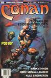 Cover for Conan (Bladkompaniet / Schibsted, 1990 series) #12/1998