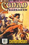 Cover for Conan (Bladkompaniet / Schibsted, 1990 series) #4/1999