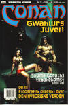 Cover for Conan (Bladkompaniet / Schibsted, 1990 series) #11/1999