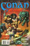 Cover for Conan (Bladkompaniet / Schibsted, 1990 series) #3/2000