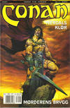 Cover for Conan (Bladkompaniet / Schibsted, 1990 series) #7/2000