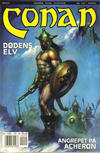 Cover for Conan (Bladkompaniet / Schibsted, 1990 series) #10/2000