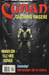 Cover for Conan (Bladkompaniet / Schibsted, 1990 series) #11/2000