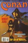 Cover for Conan (Bladkompaniet / Schibsted, 1990 series) #12/2000
