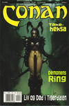 Cover for Conan (Bladkompaniet / Schibsted, 1990 series) #1/2001