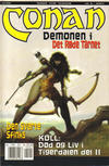 Cover for Conan (Bladkompaniet / Schibsted, 1990 series) #2/2001