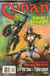 Cover for Conan (Bladkompaniet / Schibsted, 1990 series) #3/2001