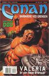 Cover for Conan (Bladkompaniet / Schibsted, 1990 series) #1/2000