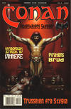 Cover for Conan (Bladkompaniet / Schibsted, 1990 series) #4/2001
