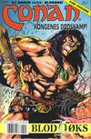 Cover for Conan (Bladkompaniet / Schibsted, 1990 series) #7/2001
