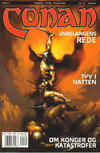 Cover for Conan (Bladkompaniet / Schibsted, 1990 series) #9/2000
