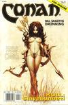 Cover for Conan (Bladkompaniet / Schibsted, 1990 series) #12/2001