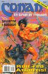 Cover for Conan (Bladkompaniet / Schibsted, 1990 series) #13/2001