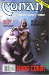 Cover for Conan (Bladkompaniet / Schibsted, 1990 series) #8/2001
