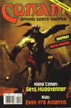 Cover for Conan (Bladkompaniet / Schibsted, 1990 series) #10/2001