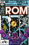 Cover Thumbnail for ROM (1979 series) #27 [Direct Edition]
