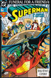Cover Thumbnail for Superman (1987 series) #76 [2nd Printing]