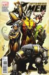 Cover for Astonishing X-Men (Marvel, 2004 series) #38
