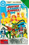 Cover for Justice League of America (Federal, 1983 series) #10