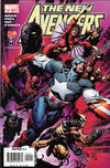 Cover for New Avengers (Marvel, 2005 series) #12 [Direct Edition]