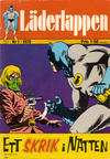 Cover for Läderlappen (Williams Förlags AB, 1969 series) #1/1970