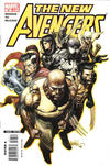Cover for New Avengers (Marvel, 2005 series) #37 [Direct Edition]