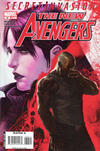 Cover for New Avengers (Marvel, 2005 series) #38 [Direct Edition]