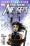 Cover for New Avengers (Marvel, 2005 series) #39 [Direct Edition]